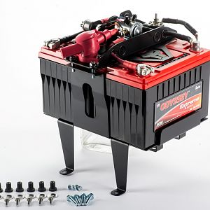 Genesis Offroad Dual Battery Kit for Toyota Tacoma 3