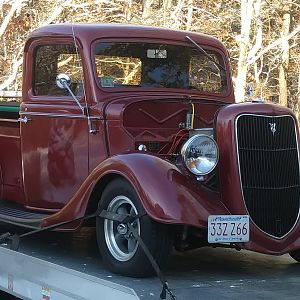 35 ford