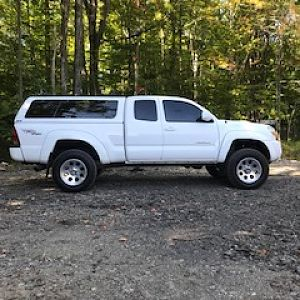 FOR SALE:  2005 Toyota Tacoma, super clean, has never seen winter
